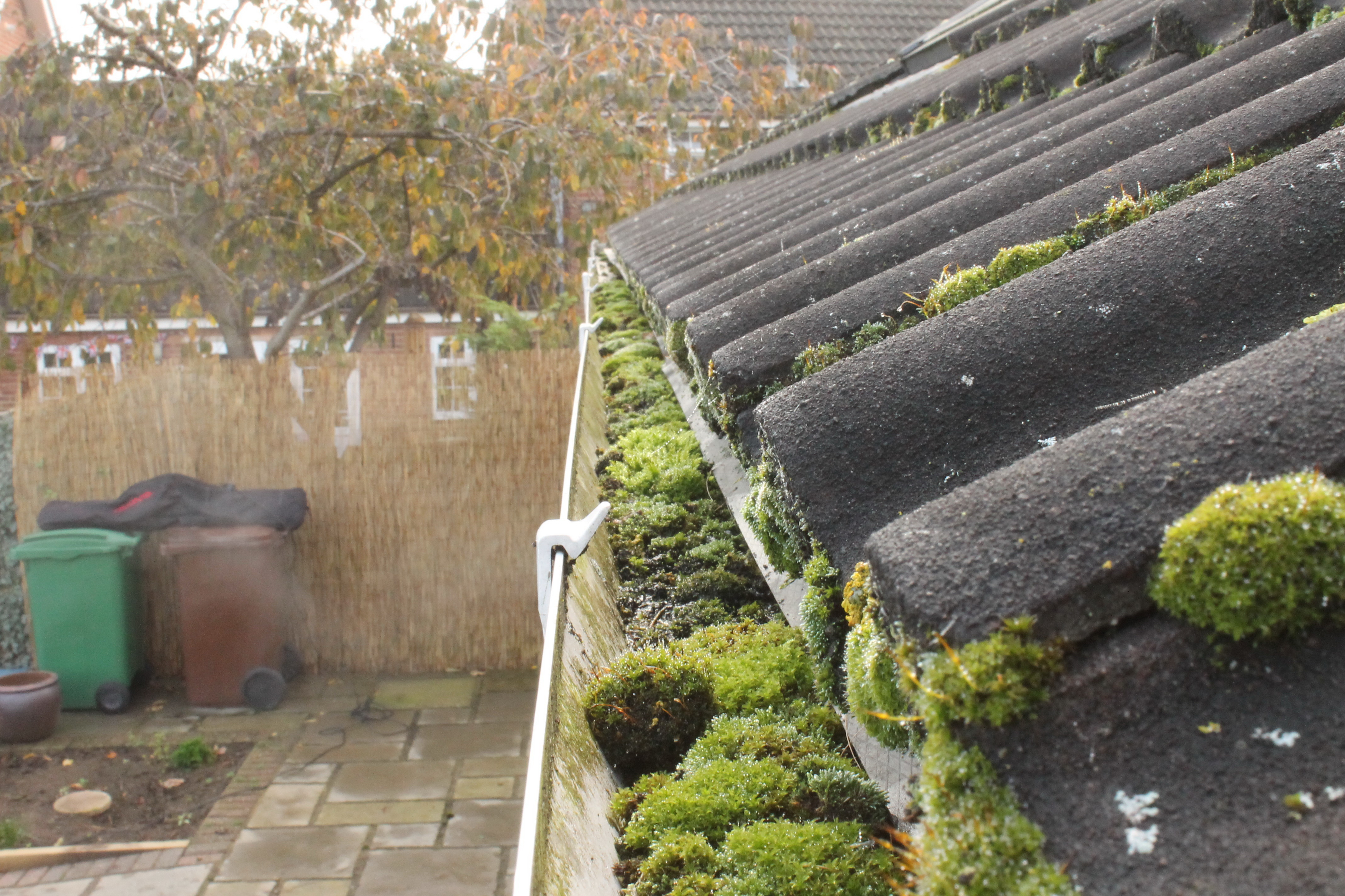 Gutter And Drive Cleaning Stockport